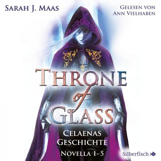 Cover-Bild Throne of Glass 0: Celaenas Geschichte. Novella 1-5