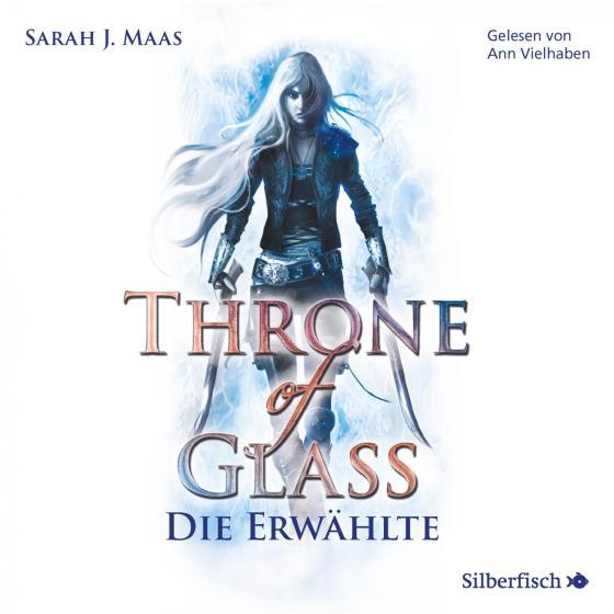 Cover-Bild Throne of Glass 1: Die Erwählte