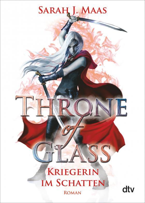 Cover-Bild Throne of Glass 2 - Kriegerin im Schatten