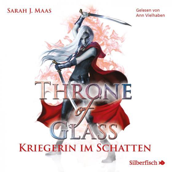 Cover-Bild Throne of Glass 2: Kriegerin im Schatten