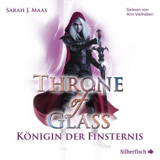 Cover-Bild Throne of Glass 4: Königin der Finsternis