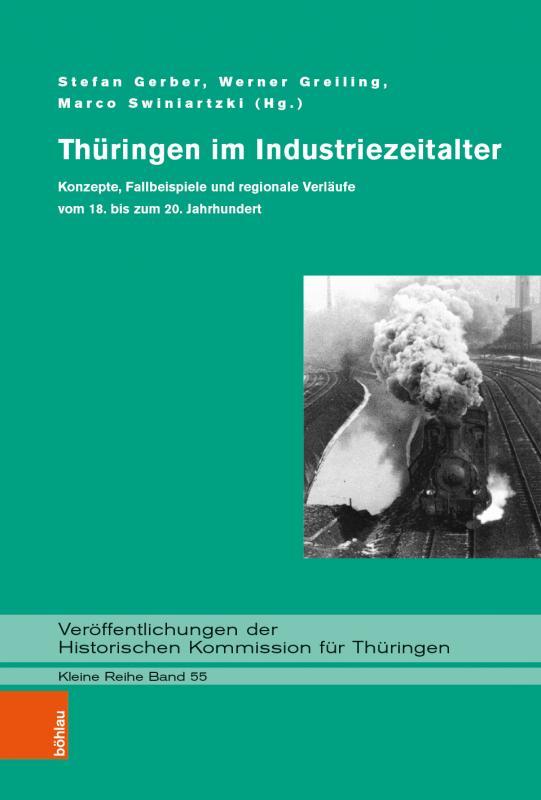 Cover-Bild Thüringen im Industriezeitalter