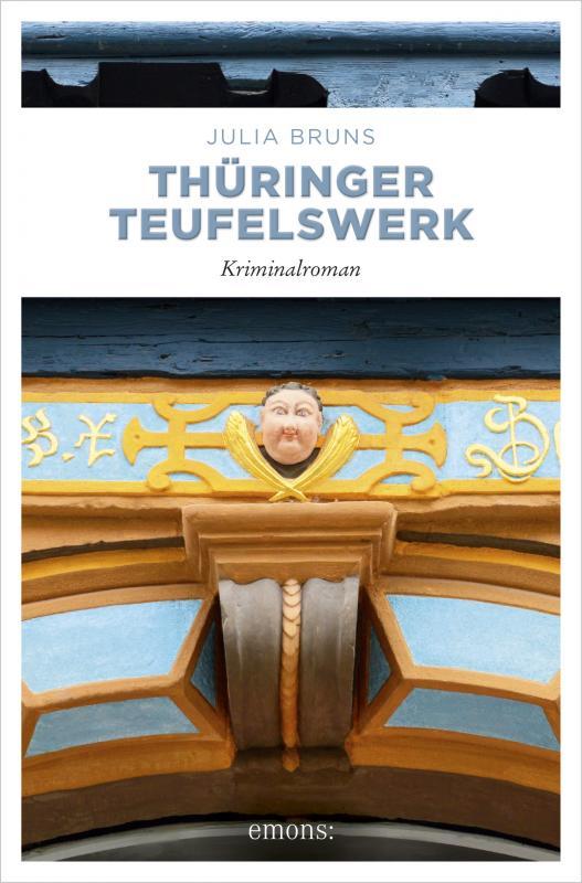 Cover-Bild Thüringer Teufelswerk