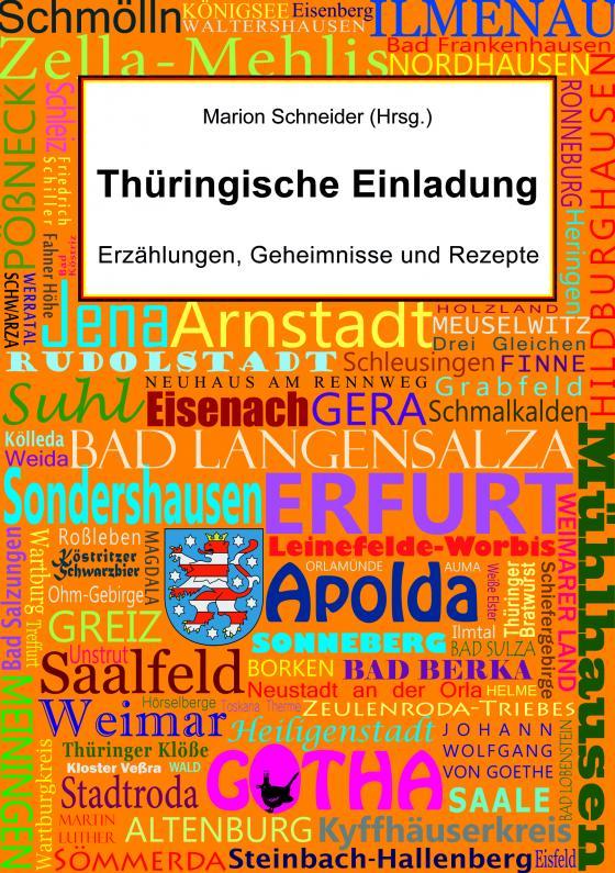 Cover-Bild Thüringische Einladung
