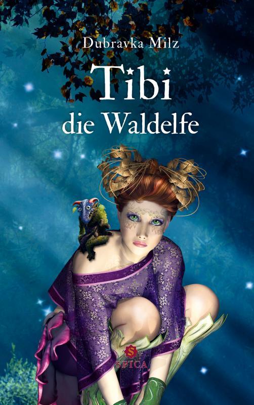 Cover-Bild Tibi die Waldelfe