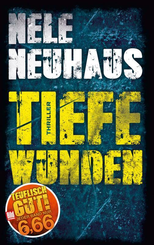Cover-Bild Tiefe Wunden