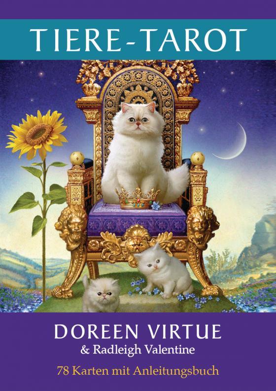 Cover-Bild Tiere-Tarot