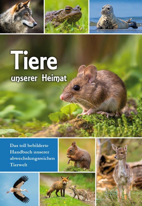 Cover-Bild Tiere unserer Heimat