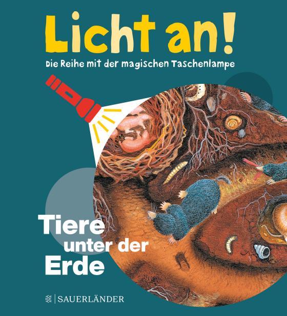 Cover-Bild Tiere unter der Erde