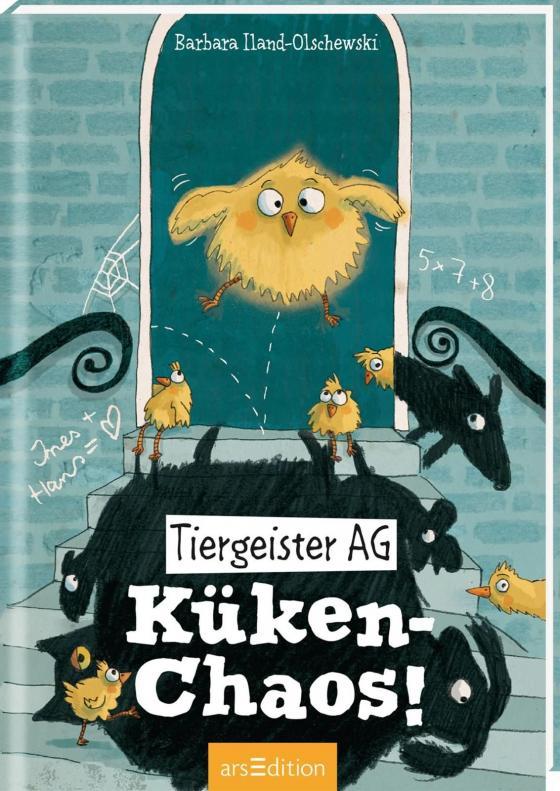 Cover-Bild Tiergeister AG - Küken-Chaos!