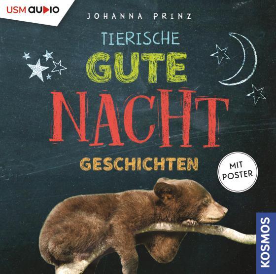 Cover-Bild Tierische Gute-Nacht Geschichten