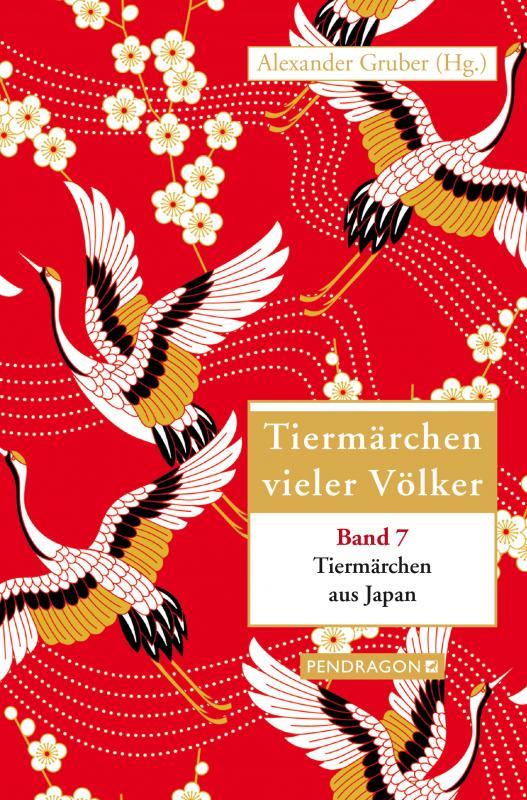 Cover-Bild Tiermärchen aus Japan