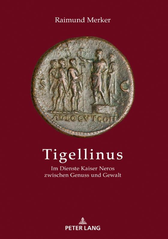 Cover-Bild Tigellinus