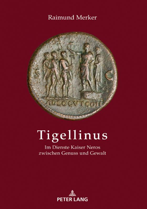 Cover-Bild Tigellinus