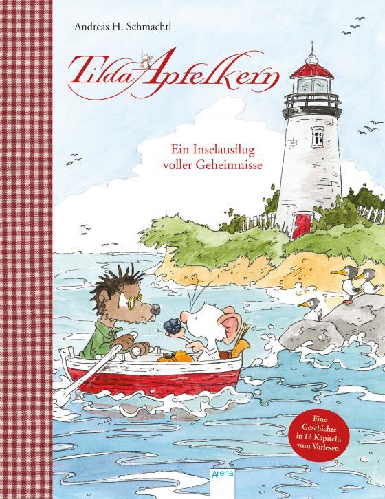 Cover-Bild Tilda Apfelkern. Ein Inselausflug voller Geheimnisse