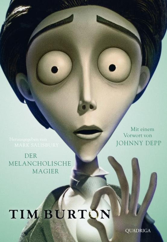 Cover-Bild Tim Burton