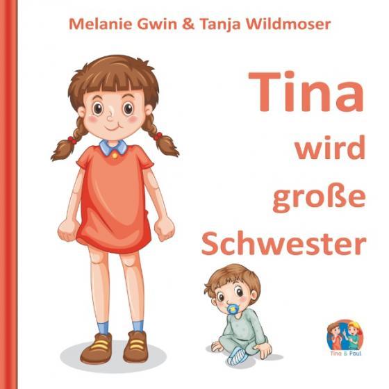 Cover-Bild Tina wird große Schwester