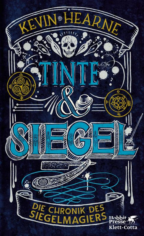 Cover-Bild Tinte & Siegel