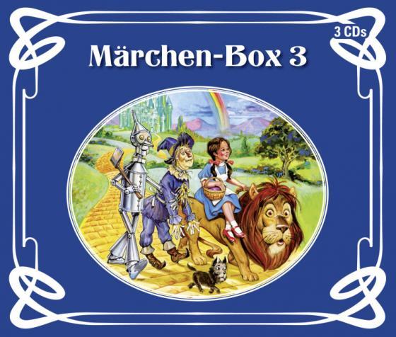 Cover-Bild Titania Special: Märchenbox 3