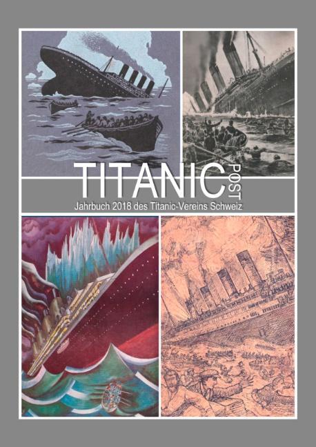 Cover-Bild Titanic Post