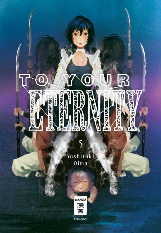 Cover-Bild To Your Eternity 05