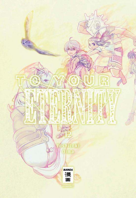 Cover-Bild To Your Eternity 12