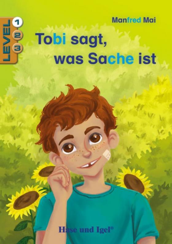 Cover-Bild Tobi sagt, was Sache ist / Level 1
