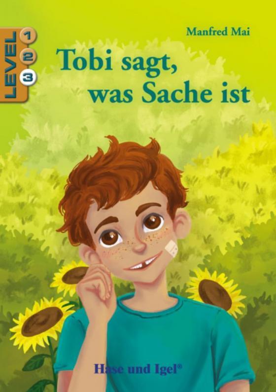 Cover-Bild Tobi sagt, was Sache ist / Level 3