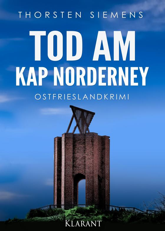 Cover-Bild Tod am Kap Norderney. Ostfrieslandkrimi
