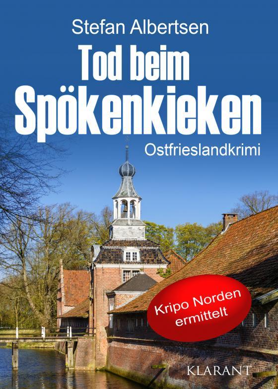 Cover-Bild Tod beim Spökenkieken. Ostfrieslandkrimi