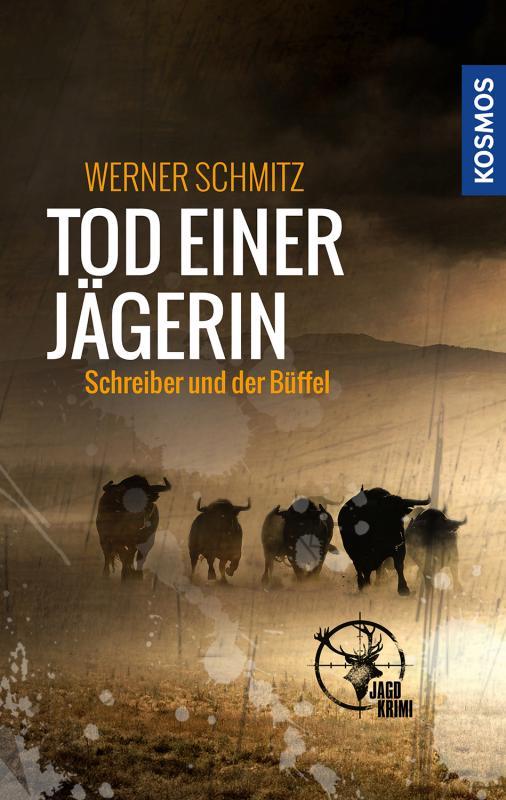 Cover-Bild Tod einer Jägerin