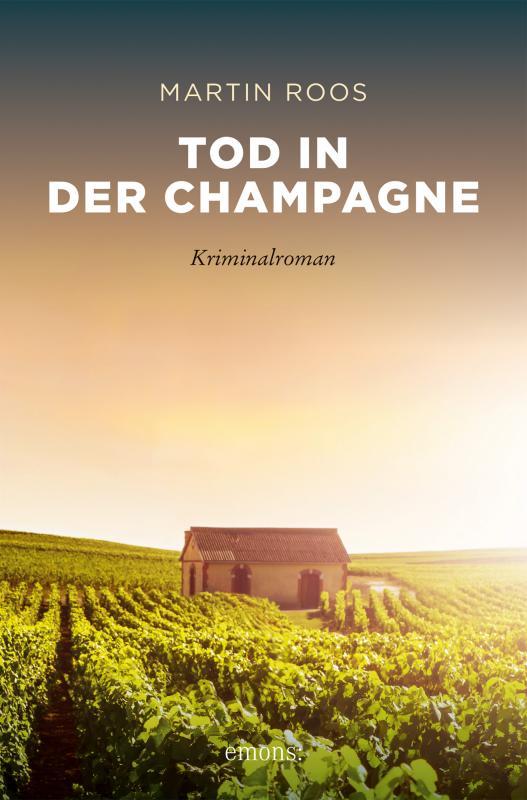 Cover-Bild Tod in der Champagne