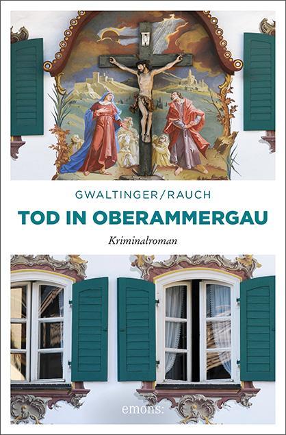 Cover-Bild Tod in Oberammergau