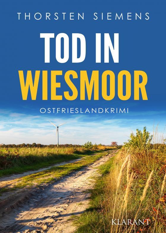 Cover-Bild Tod in Wiesmoor. Ostfrieslandkrimi