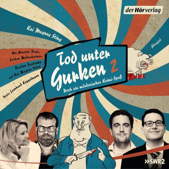 Cover-Bild Tod unter Gurken 2