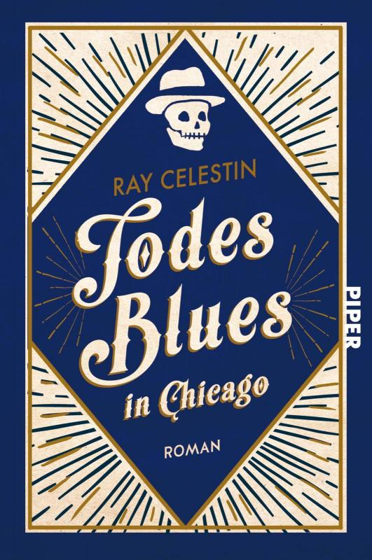 Cover-Bild Todesblues in Chicago