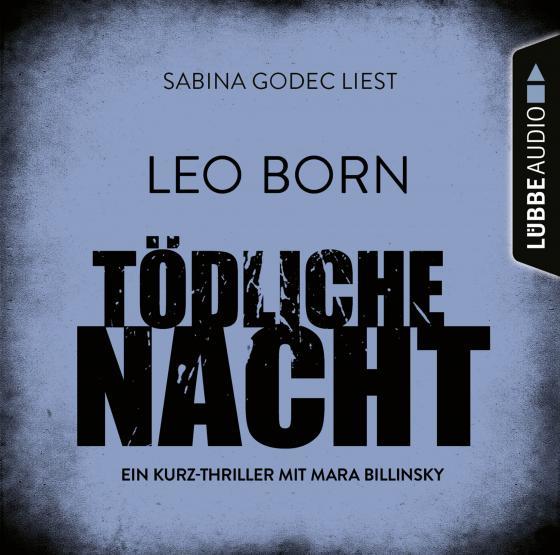 Cover-Bild Tödliche Nacht