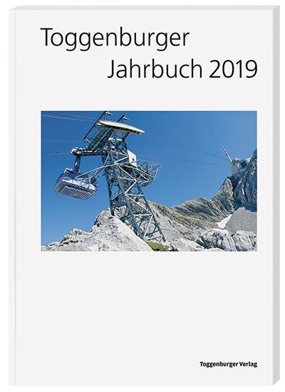 Cover-Bild Toggenburger Jahrbuch 2019