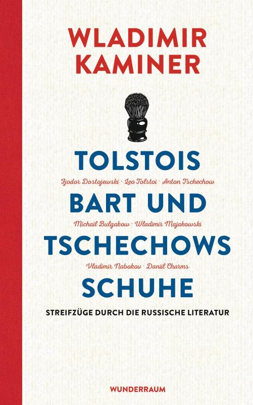 Cover-Bild Tolstois Bart und Tschechows Schuhe