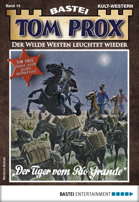 Cover-Bild Tom Prox 15 - Western