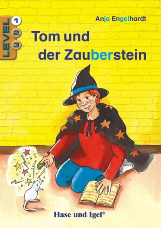 Cover-Bild Tom und der Zauberstein / Level 1