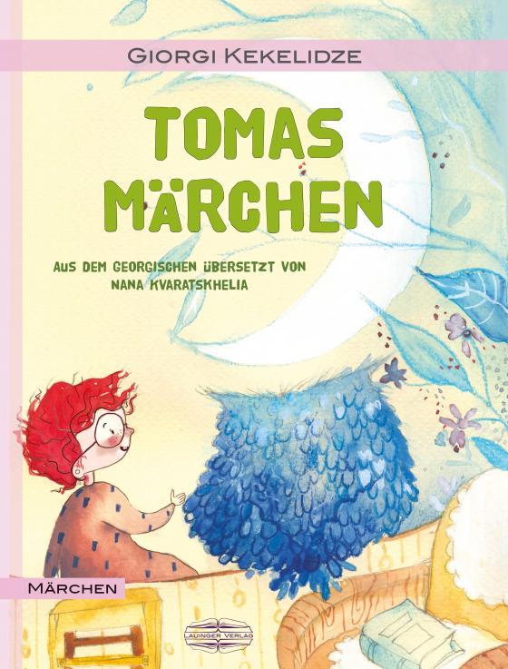 Cover-Bild Tomas Märchen