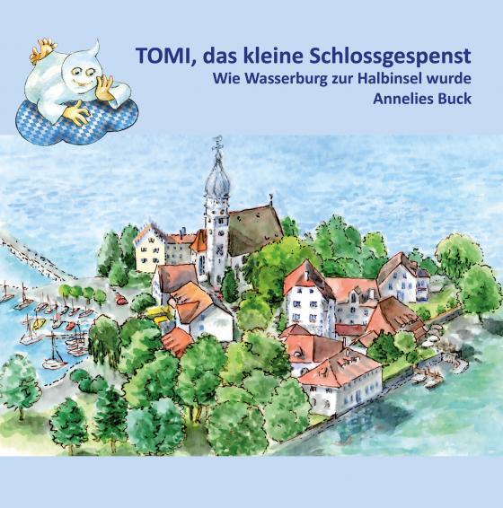 Cover-Bild Tomi, das kleine Schlossgespenst