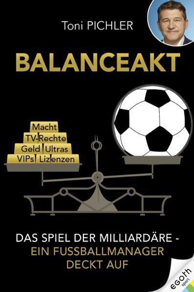 Cover-Bild Toni Pichler - Balanceakt