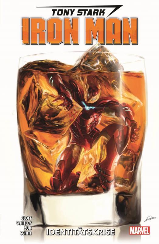 Cover-Bild Tony Stark: Iron Man