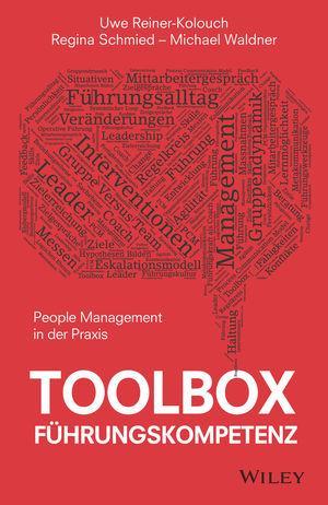 Cover-Bild Toolbox Führungskompetenz