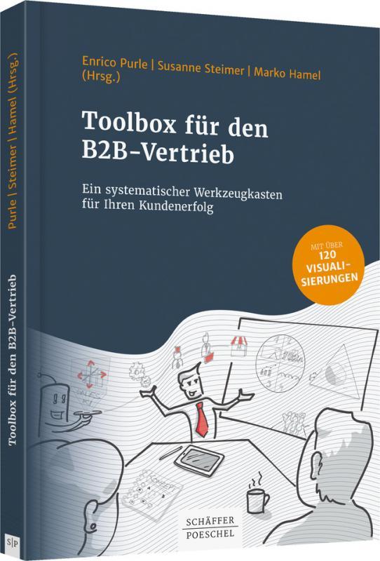 Cover-Bild Toolbox für den B2B-Vertrieb