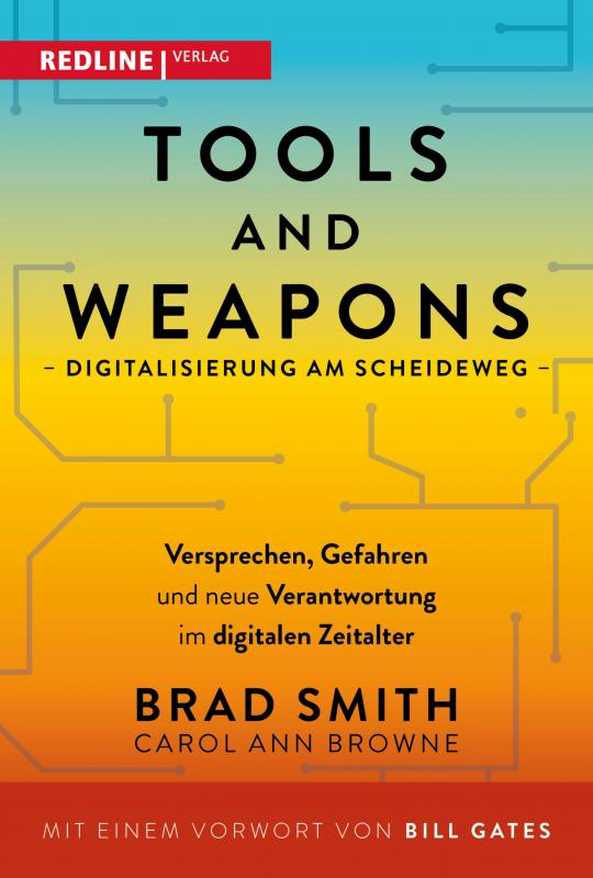 Cover-Bild Tools and Weapons – Digitalisierung am Scheideweg