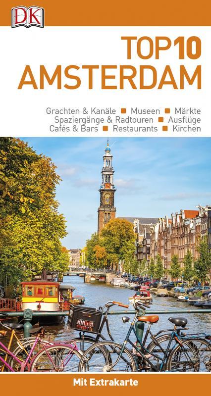 Cover-Bild Top 10 Reiseführer Amsterdam