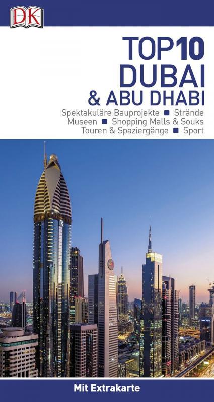 Cover-Bild Top 10 Reiseführer Dubai & Abu Dhabi